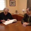 The agreement was signed yesterday between the University of Lleida and the Guinovart private foundation
